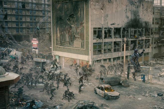 Ultron cho rằng chính loài người là mối đe dọa hòa bình cần phải tiêu diệt