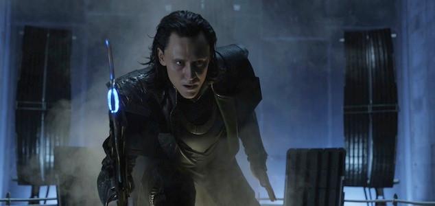 Loki đã lấy cắp được Tesseract – Khối Lập Phương