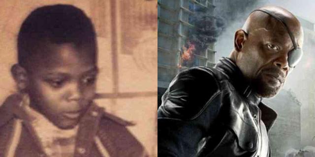 Samuel L. Jackson / Nick Fury