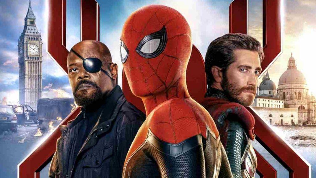SPIDER-MAN: FAR FROM HOME chính thức là bộ phim về Người nhện đầu tiên vượt qua 1 tỷ USD