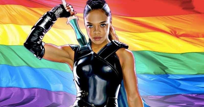 Valkyrie sẽ trở thành siêu anh hùng LGBT đầu tiên