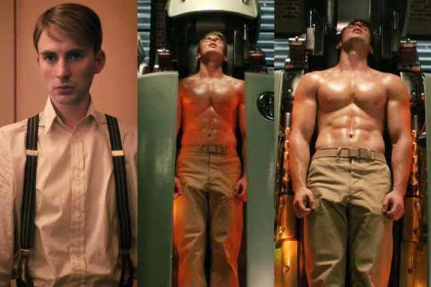 captain trước và sau khi bơm siêu huyết thanh