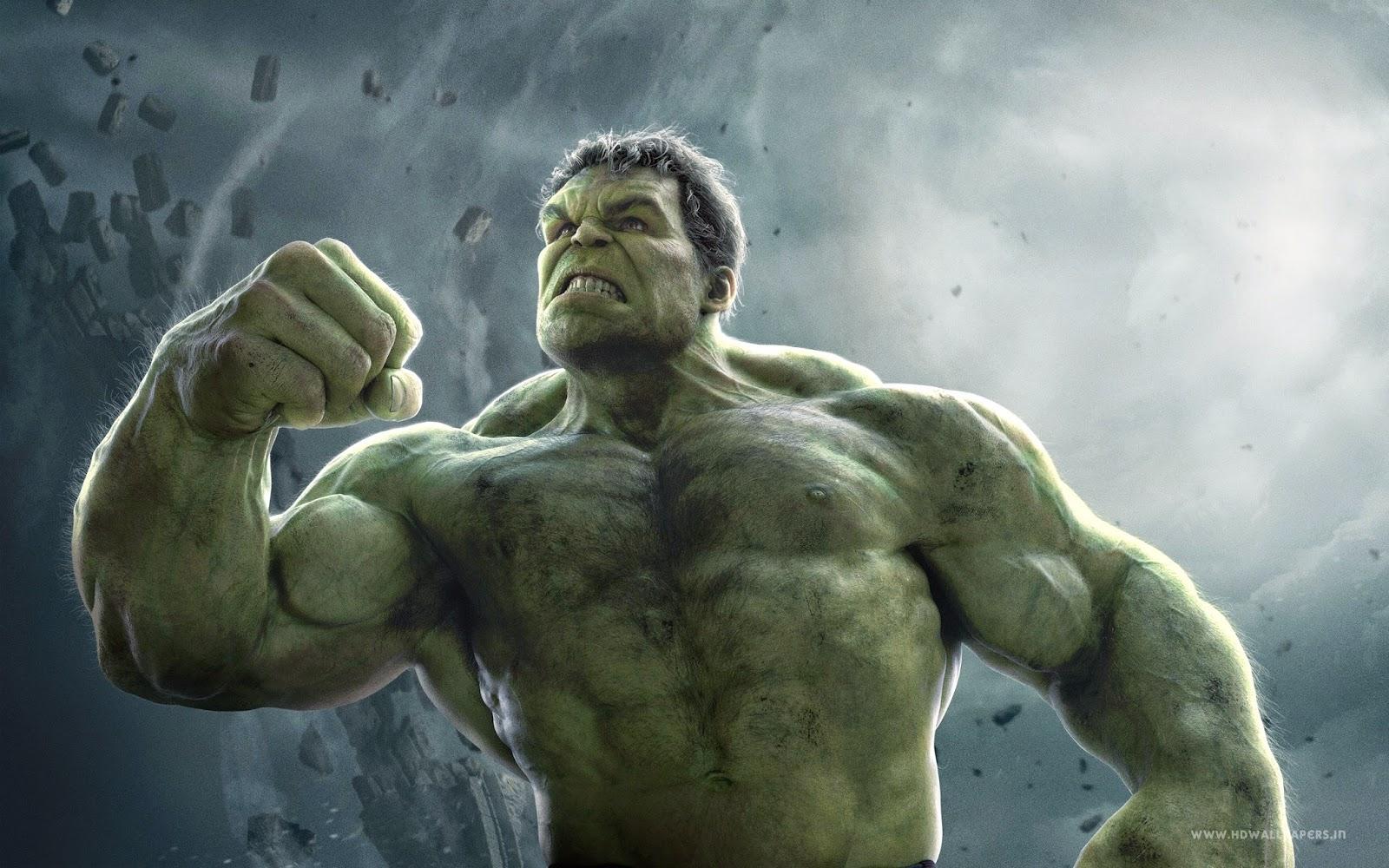hulk người khổng lồ xanh