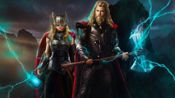 Thor và Jane