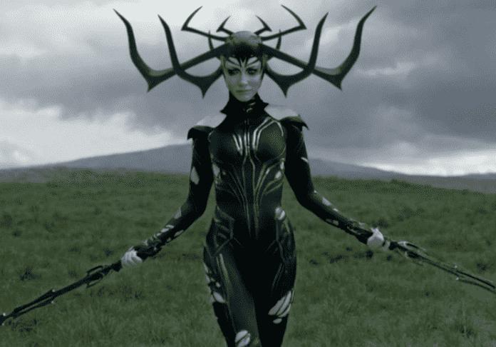 hela-kẻ cai quản đía ngục
