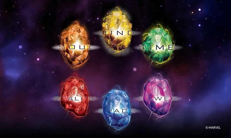 6 viên đá vô cực
