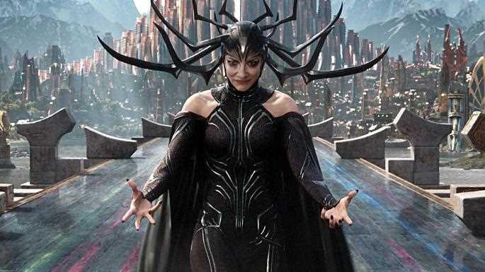 hela tấn công asgard