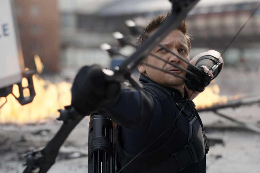 Khả năng của Hawkeye