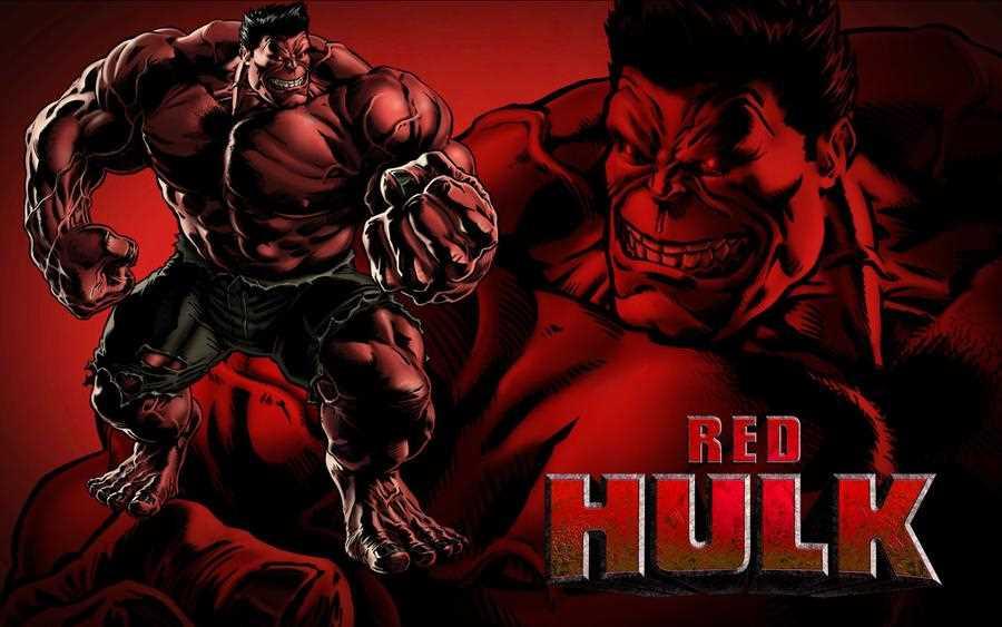 Red Hulk sẽ là tương lai của MCU