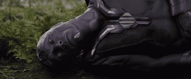 vision đã bay màu ở Avenger 3