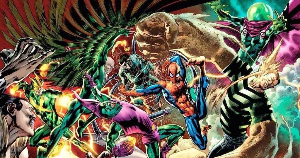 Dự án khủng Sinister Six