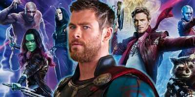 Thor 4 sẽ có sự xuất hiện của nhóm vệ binh dải ngân hà