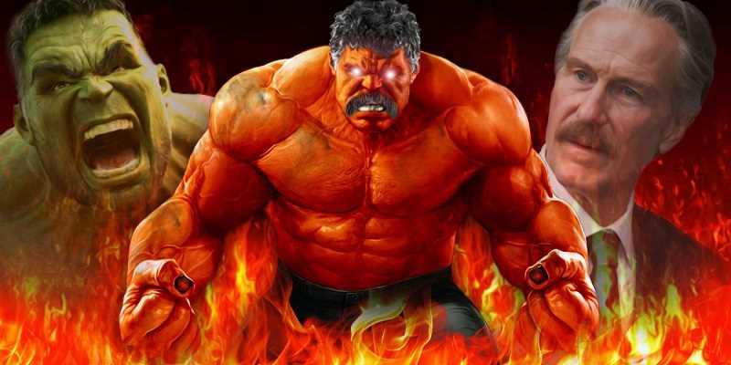 ai là red hulk