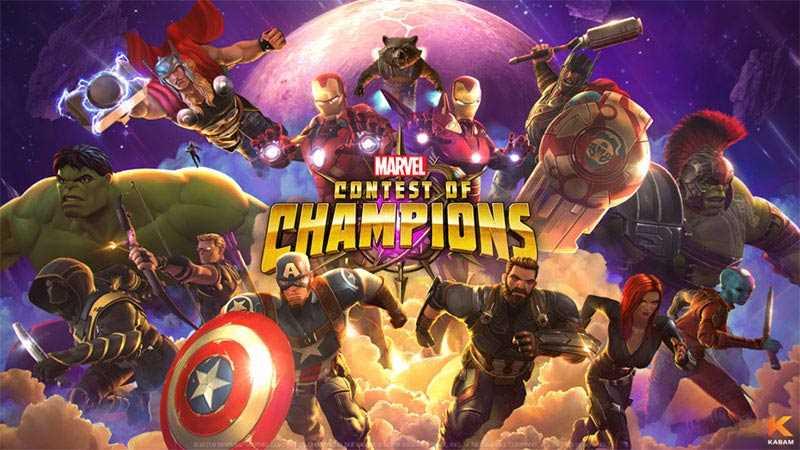 Marvel Contest of Champions: Siêu phẩm đối kháng cập bến Mobile