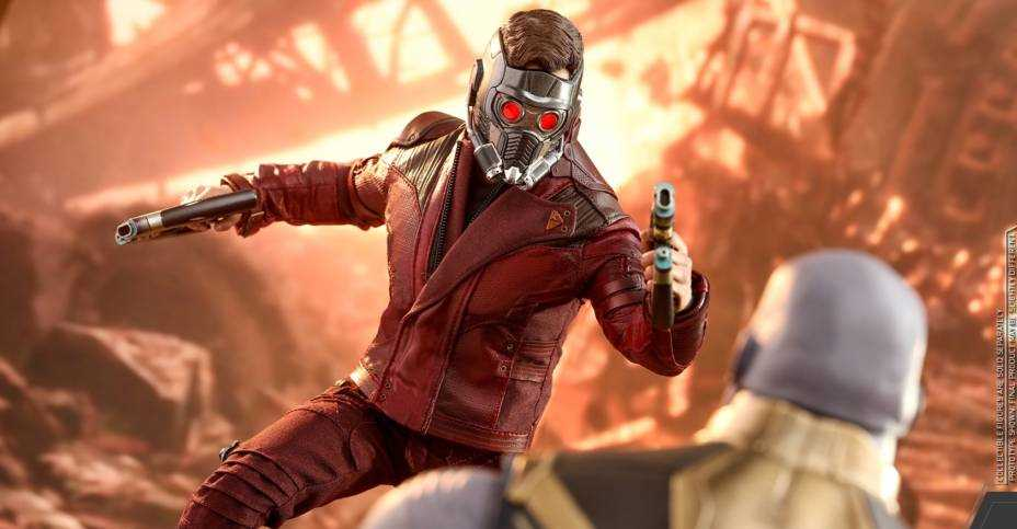Peter Quill - Starlord 1