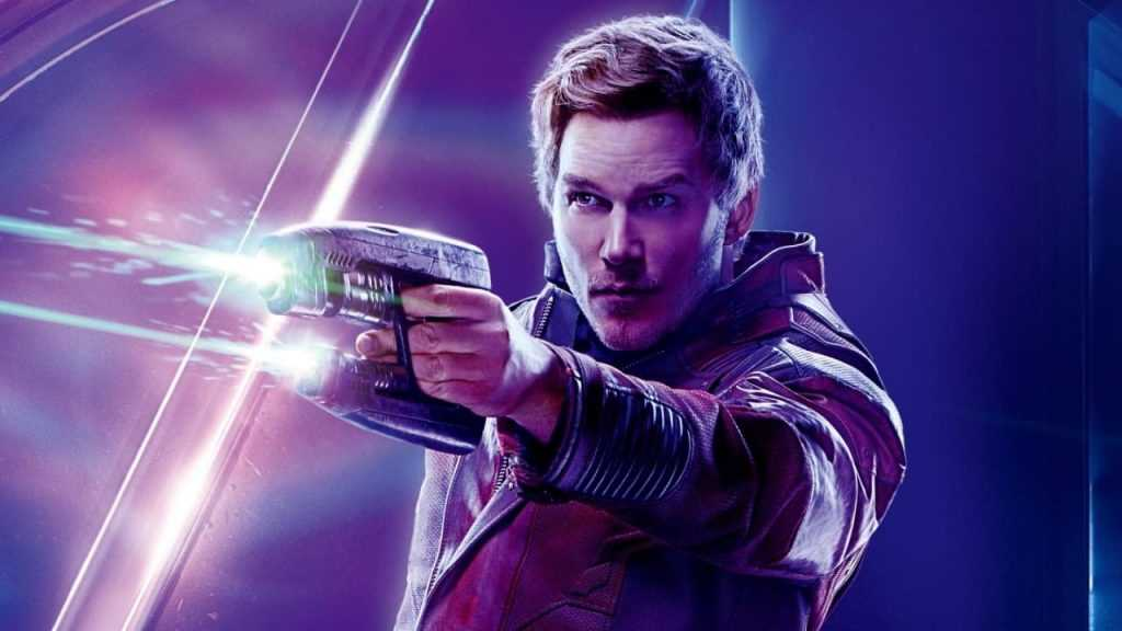 Peter Quill - Starlord