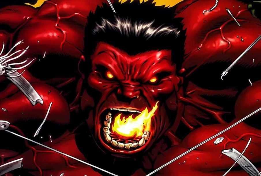 Red Hulk có xuất hiện trong Marvel không