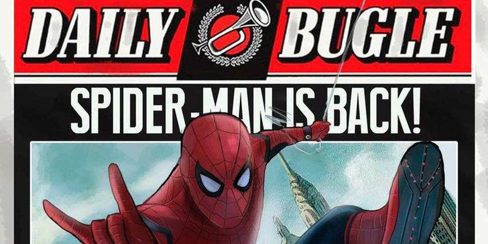 Peter Parker sẽ xuất hiện trong Venom 2 ?