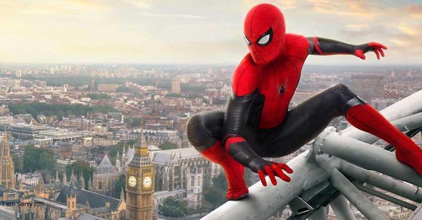 spiderman không muốn rời dịch