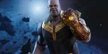 Thanos gã Titan máu lạnh