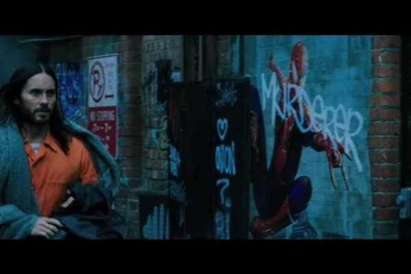 trailer morbius spider man