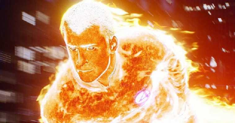 Hồ sơ nhân vật Human Torch