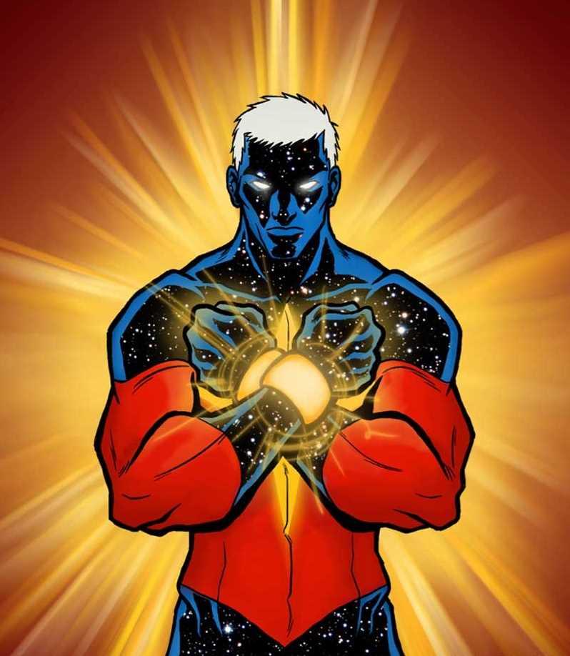 khả năng sức mạnh của Photon – Genis Vell