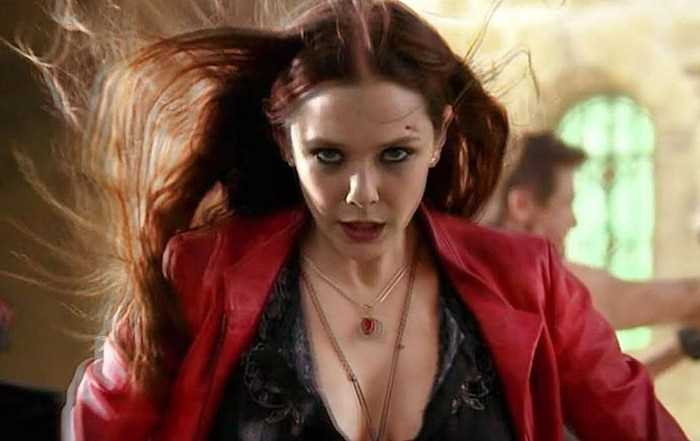 "Scarlet Witch sẽ góp mặt trong ""Doctor Strange 2""."