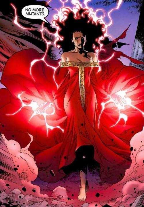 Sự kiện House of M liệu có được sử dụng để giới thiệu X-Men?