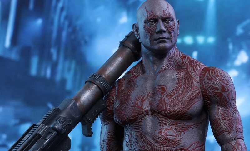 Drax - Kẻ hủy diệt