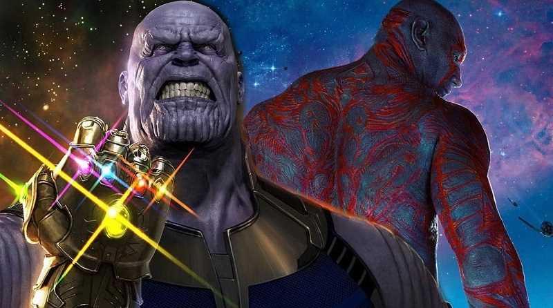 kẻ thù của Drax