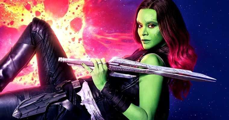 Nhân vật Gamora