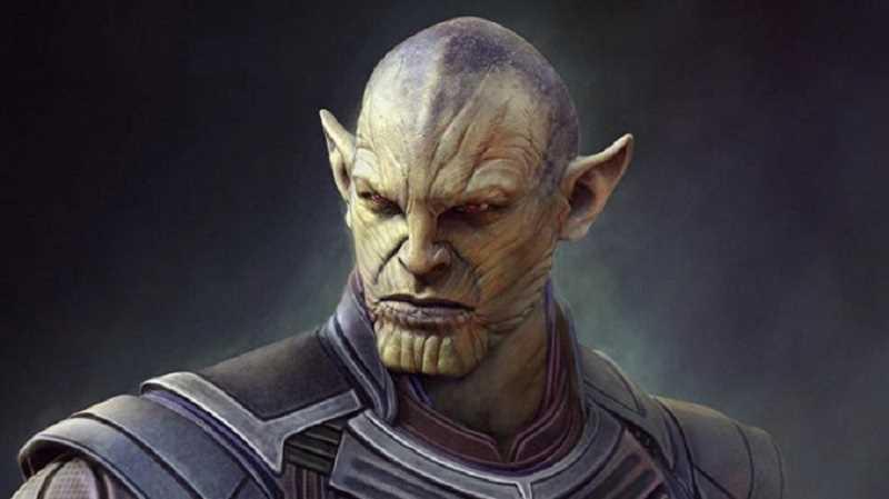 Giống loài Skrull