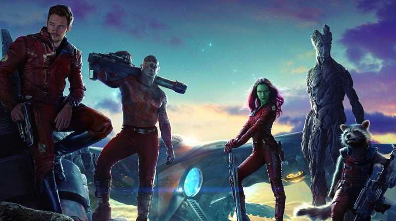 Drax là thành viên trong nhóm Guadian of Galaxy