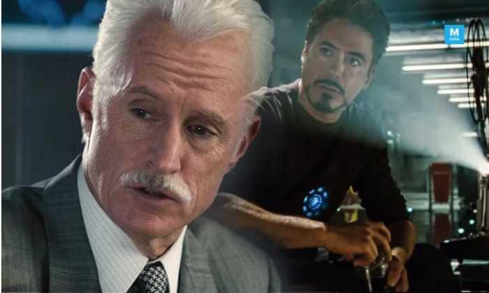 2 cha con nhà Stark