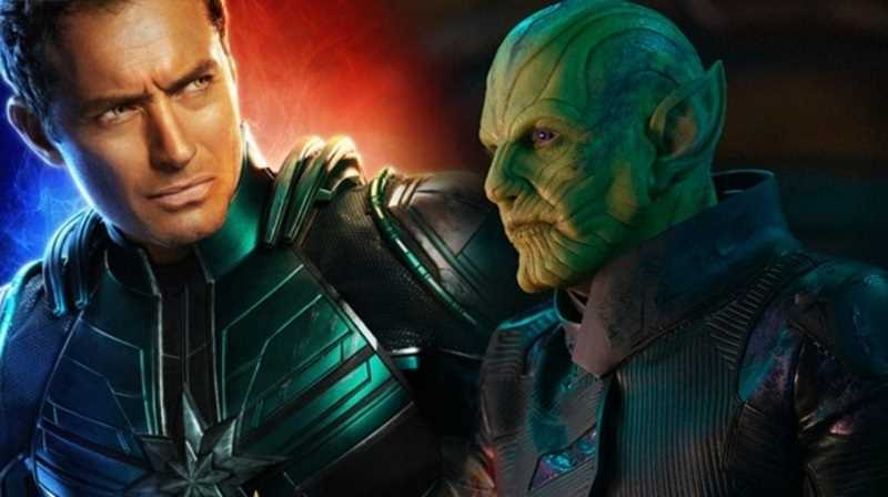 Kree và Skrull