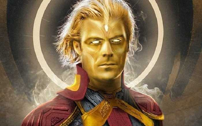 Tiểu sử nhân vật Adam Warlock