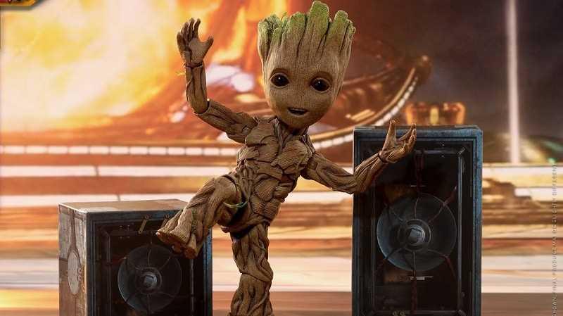Nhân vật Groot