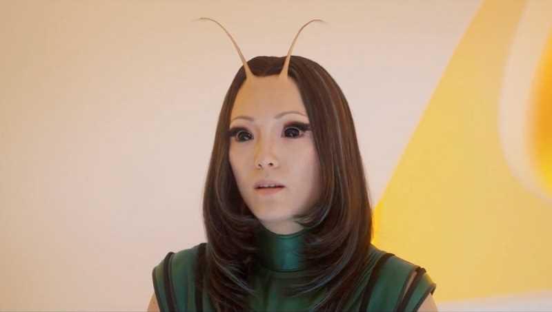 Tiểu sử nhân vật Mantis