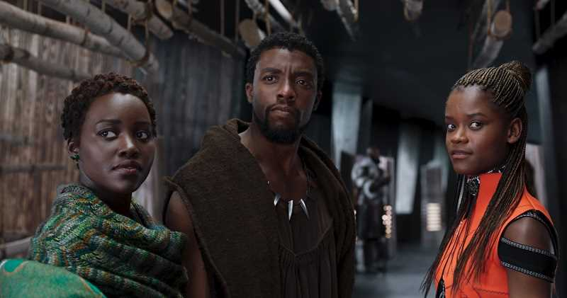 Shuri em gái Black Panther