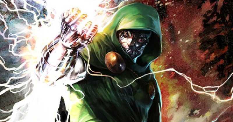 sức mạnh của Doctor Doom