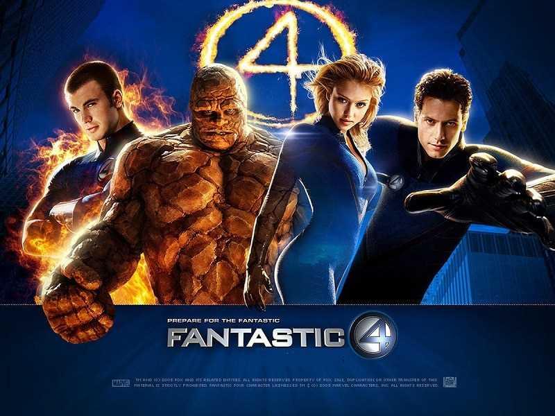 Nhóm fantasic four