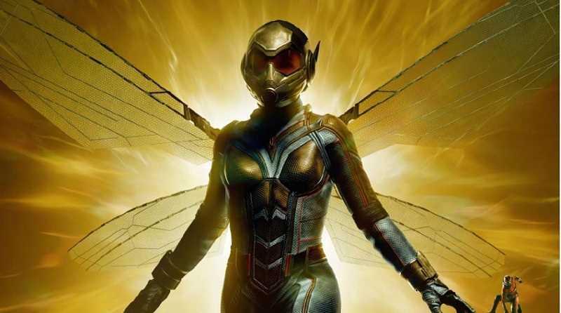 nhân vật THe Wasp