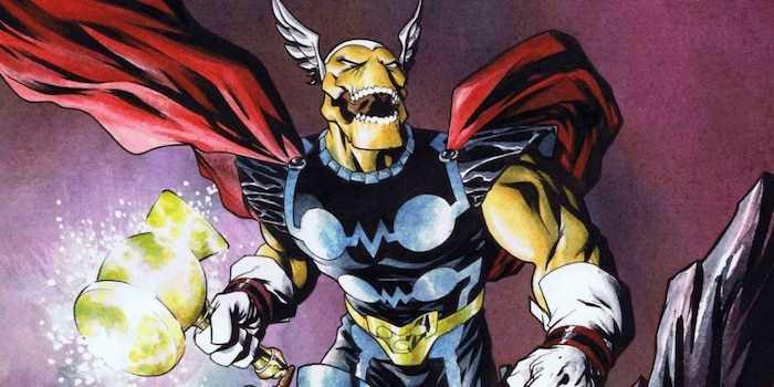 Thor 4 còn nhân vật mới nào xuất hiện không