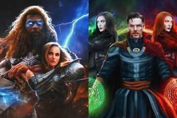Thor và Dr Strange về tầm quan trọng của Phase 4