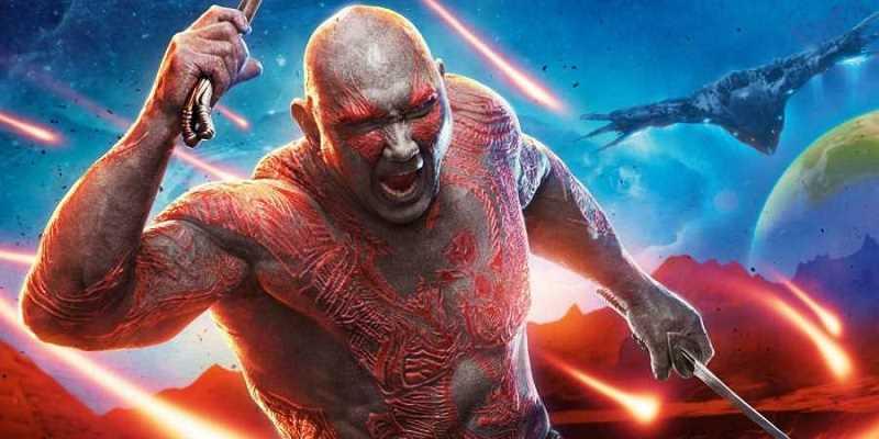 Tiểu sử nhân vật Drax