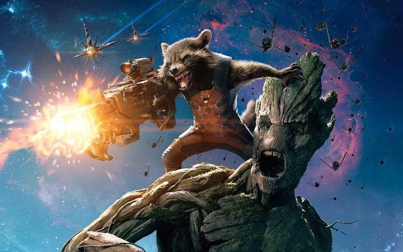 Tiểu sử nhân vật Rocket Raccoon