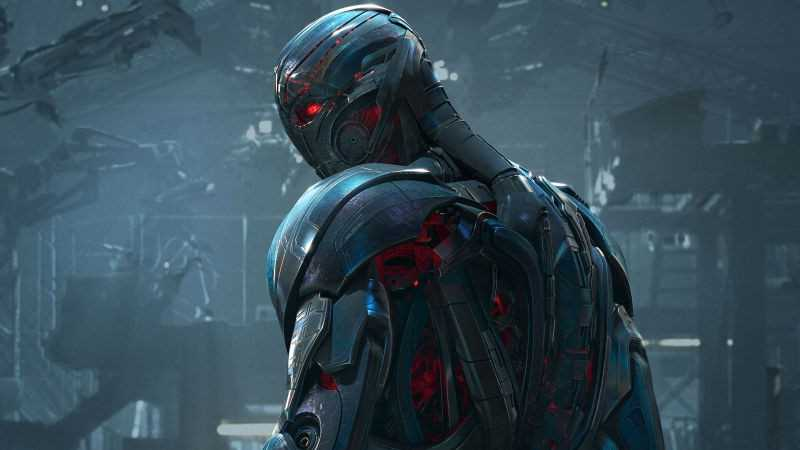 tiểu sử nhân vật Ultron