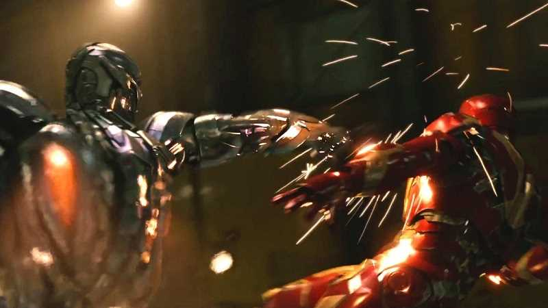 Ultron và Iron Man