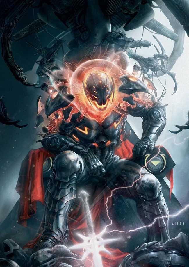 nhân vật Ultron